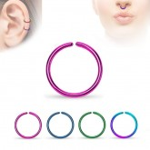 Piercing Ring - Continuous Ring - Bunt